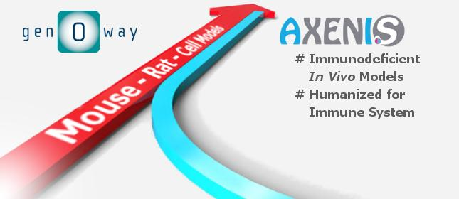 genOway announces the acquisition of Axenis...